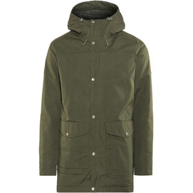 Fjällräven Greenland Winter Parka Men Deep Forest